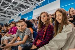 хоккейный матч день защиты детей ск легенда домодедово 1