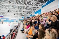 хоккейный матч день защит3ы детей ск легенда домодедово
