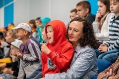 хоккейный матч день защиты детей ск легенда домодедово 6